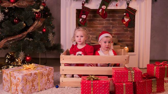 Что подарит Ребенку на Новый Год